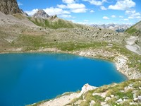 lake ste anne trekking holiday alps France